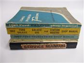 FORD MOTOR COMPANY Non-Fiction Book VINTAGE AUTO REPAIR MANUALS